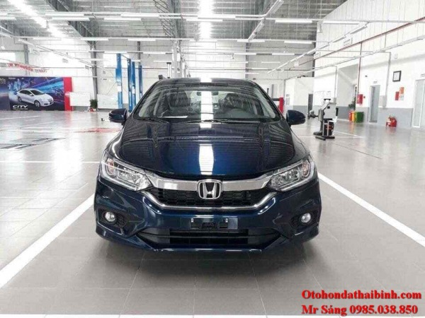 Honda City CVT 2020