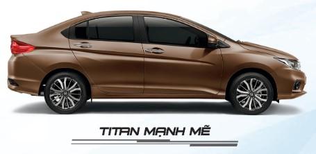 Titan mạnh mẽ