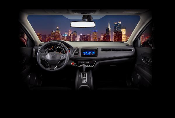 Nội thất xe Honda HR-V