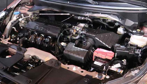 Động cơ xe Honda Brio