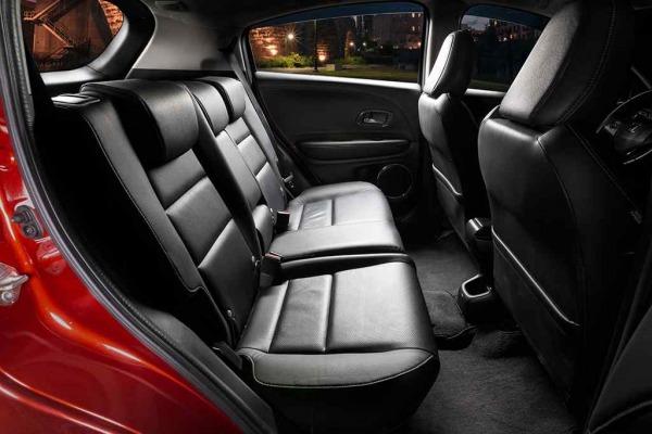 Hàng ghế 2 xe Honda HR-V