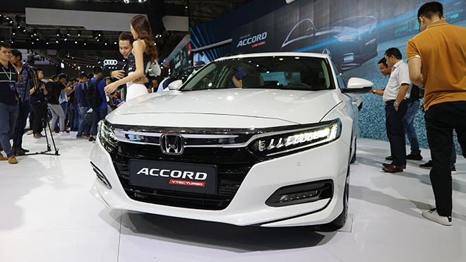 Giá xe Ô tô Honda Accord