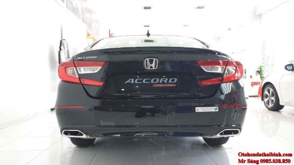 Đuôi xe Thân xe Honda Accord 2020
