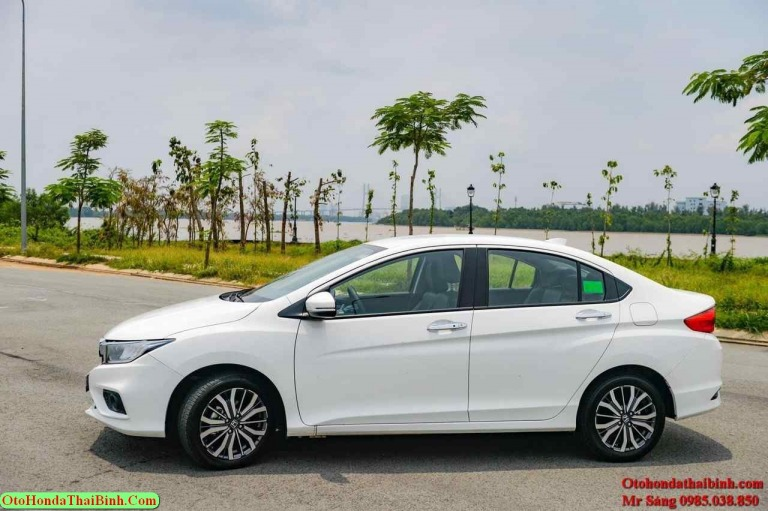 Honda City 1.5 Top 2020