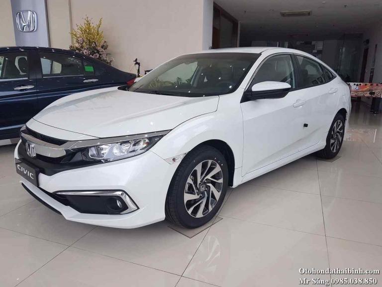 Honda Civic 1.8E CVT