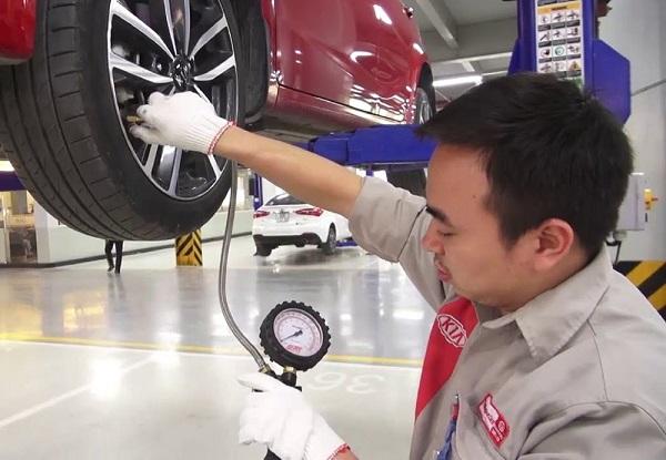 Bảo dưỡng ô tô Honda định kỳ sau 15.000km