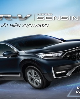 Honda CR-V 2020 Facelift